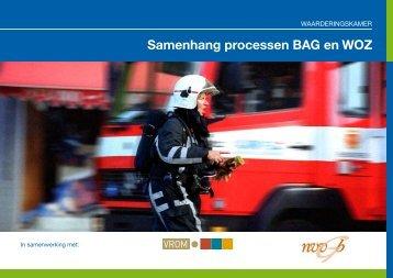 Samenhang processen BAG en WOZ - Vereniging van Nederlandse ...