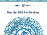 Modular Din-Rail Product