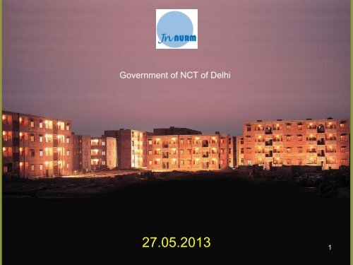 Government of NCT of Delhi - Ministry of Housing & Urban Poverty ...