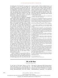 NEJM Editorial by Latge - Life