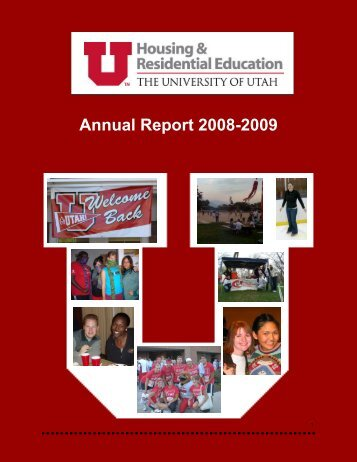 Housing and Residential Education - Student Affairs - University of ...