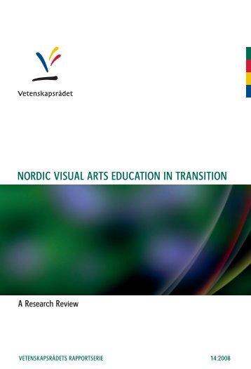 Research in Visual Arts Education - Bilderlernen.at