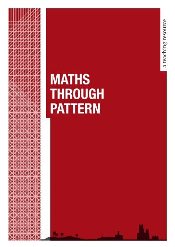 Maths Through Pattern download - Turner Contemporary