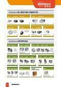 ventiladores centrífugos y extractores en línea para ... - Sodeca - Page 4