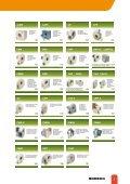 ventiladores centrífugos y extractores en línea para ... - Sodeca - Page 5