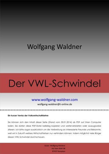 Download - Wolfgang Waldner