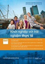 QUT International student guide - Vietnamese