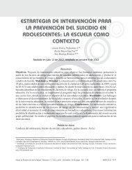 estrategia de intervención para la prevención del suicidio en ...