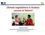 success or failure? - Climate Change and Air Quality Unit