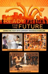 Ready for the Future - National Council on Crime & Delinquency