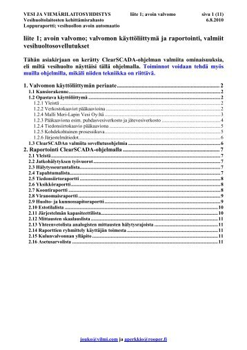 liite 1 avoin valvomo (pdf) (624 KB)