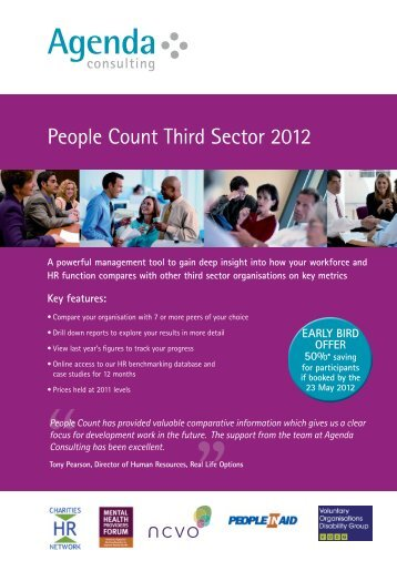 'People Count' Brochure - VODG
