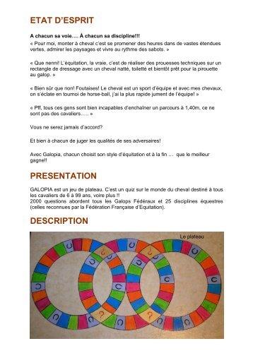 Dossier de presse - Festival International des Jeux