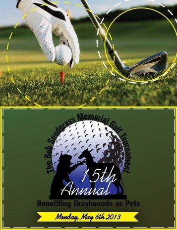 Bob Snodgrass Memorial Golf Tournament May 6th - bestbet