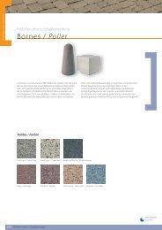 Farben und Formate - Chaux de Contern
