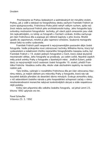 Fridrich.pdf - Pavel Scheufler