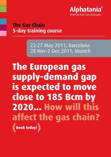 The Gas Chain - Gas Strategies