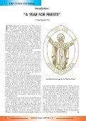 THE YEAR FOR PRIESTS - Passio Christi - Page 6