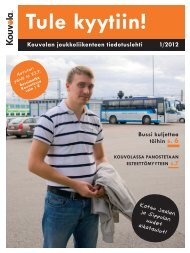 liite 1/2012 - Kouvola