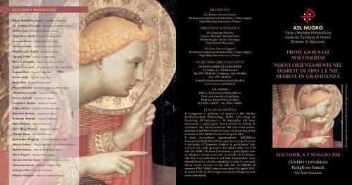 Brochure del convegno [file.pdf] - Sardegna Salute