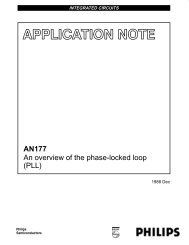 AN177 An overview of the phase-locked loop (PLL) - Kitsrus
