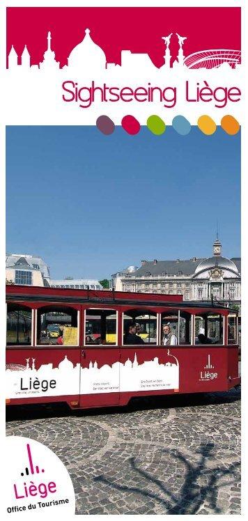 Sightseeing Liège - Office du Tourisme