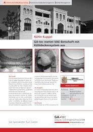 VAE Berlin_040408.indd - GA-tec Gebäude- und Anlagentechnik ...