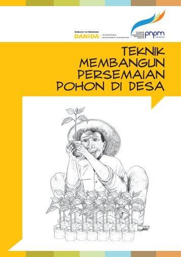 Booklet Persemaian