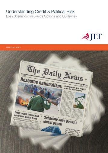 Understanding Credit & Political Risk - JLT