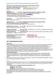 Formelle Anmeldung zum Wettbewerb um den - Formdesign.de