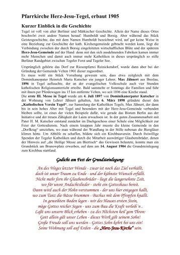 Chronik S.1-4 Stand Mai 12 - Katholische Kirchengemeinde Herz-Jesu