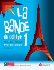 Livre du professeur 1 Démo - Santillana Français