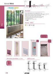 Brochure Acova keva horizontal VK.pdf - Maison Energy