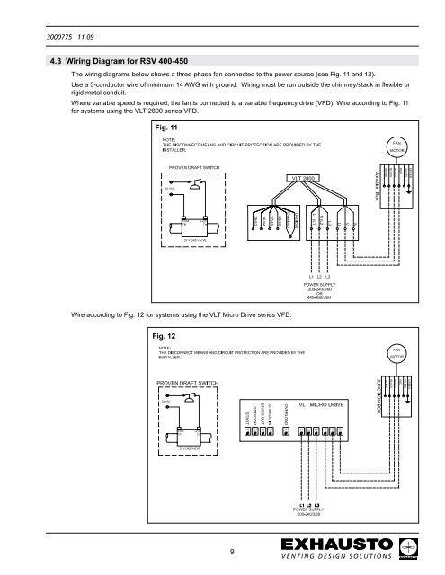 exhausto fan wiring schematic wiring schematic diagram 76 Kitchen Exhaust Fans