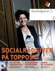 Socialrådgiveren nr. 11-2010 - Dansk Socialrådgiverforening