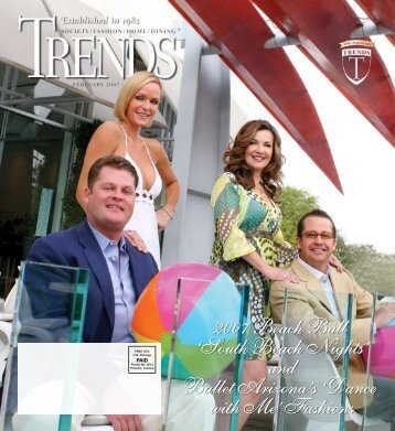 Established in 1982 - Trends Magazine