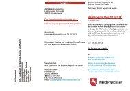 Alles was Recht ist IX - Jugendserver Niedersachsen