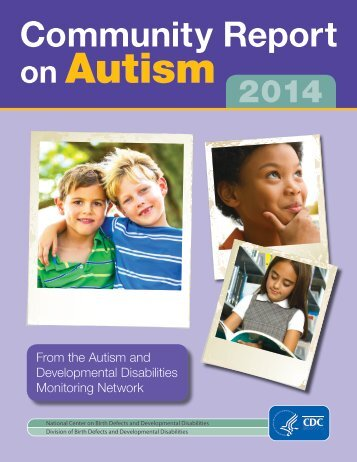 a study on the developmental disability autism