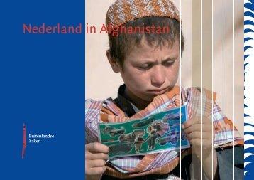 Nederland in Afghanistan - Boekje Pienter