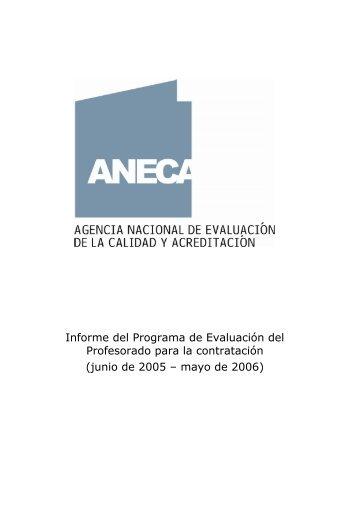 junio de 2005 – mayo de 2006