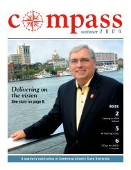 compass - Marketing & Communications - Armstrong Atlantic State ...