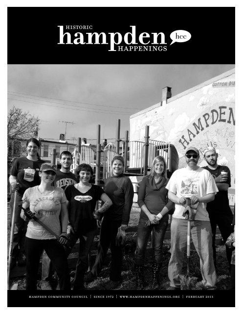 February 2013 (pdf) - Hampden Community Council