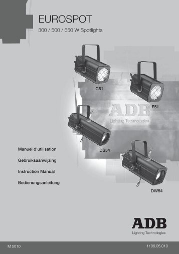 EUROSPOT - ADB Lighting Technologies