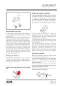 EUROSPOT - ADB Lighting Technologies - Seite 3