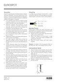 EUROSPOT - ADB Lighting Technologies - Seite 6