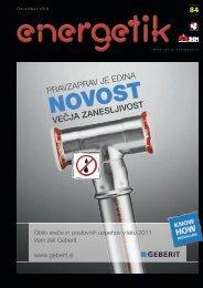 NOVOST - Revija Energetik