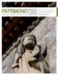 Revista: Año 10 - Número 36 - Fundación del Patrimonio histórico ...