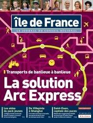 IDF30 p1.indd - Ile-de-France