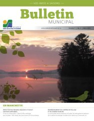 Bulletin_mars 2012.pdf - St-Adolphe d'Howard
