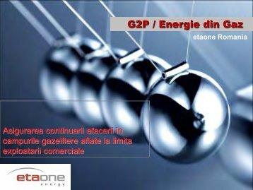 etaone Romania - Petroleumclub.ro